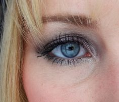 Smokey Eyes mit Smashbox - Heat Wave