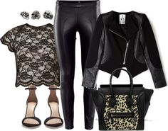 """""""i love this jacket o_o"""" by feathersandroses ❤ liked on Polyvore"""