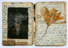 Collage Sketchbook W. Strempler