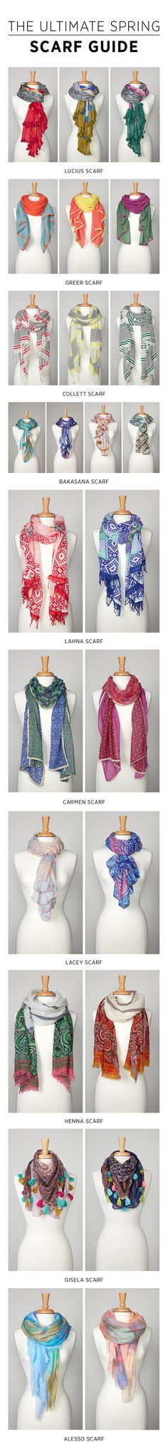 The ultimate spring scarf guide! Hands down, our scarves offer the best in cozy, sustainable style. Head to prAna.com to shop versatile eco friendly fashion.
