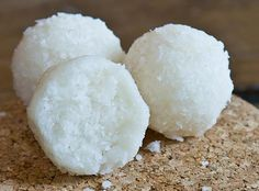 Coconut Heaven Energy Bites   sweetness of the fruit