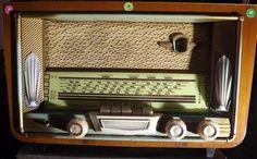 "Poste de Radio TSF Imperator ""Populaire 85"" (1958)"