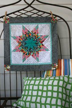 Lone Star Block tutorial – Hopeful Homemaker