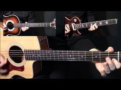 "how to play ""Wild Horses"" on guitar by the Rolling Stones Part 1 - acoustic guitar lesson tutorial - YouTube"