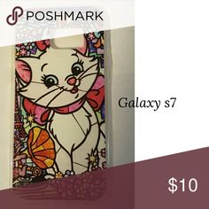 Marie Aristocat Galaxy s7 phone case Brand new! Accessories Phone Cases