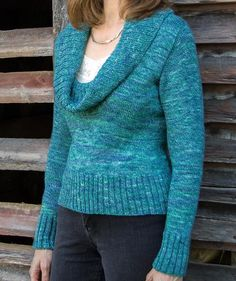 Plus size. Acadia Top-Down Pullover Knitting pattern by Sue McCain… Crochet Wool, Crochet Needles, Sweater Knitting Patterns, Knit Patterns, Weaving Patterns, Pattern Books, Shawls And Wraps, Knitting Projects, Knitting Ideas