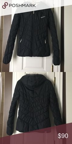 Brand New Bench Coat Brand new black hooded coat. Tags still on never worn. 3M Thinsulate. Bench Jackets & Coats Puffers