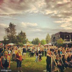 """Music Festival in Mikkeli (Finland) """"Jurassic Rock 2013"""""""