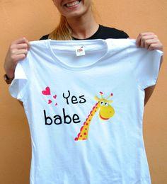Set tricouri cuplu Babe