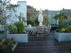 rooftop terrace gardens - Google-Suche