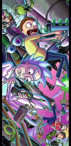67 Trippy Lsd Wallpapers On Wallpaperplay with regard to Rick And Morty Acid Wallpaper - All Cartoon Wallpapers Cartoon Wallpaper, Acid Wallpaper, Crazy Wallpaper, Trippy Iphone Wallpaper, Hipster Wallpaper, Wallpaper Backgrounds, Iphone Wallpaper Rick And Morty, Badass Wallpaper Iphone, Phone Backgrounds