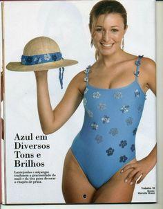 Revista Completa Moda Crochê nº 55