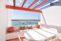 BOOKED: Tavira: Apartment in front of Ria Formosa in Cabanas