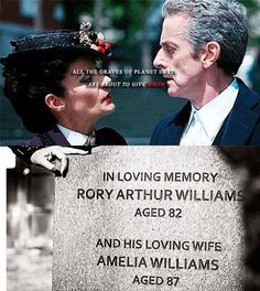 I would have drowned from my own tears if Rory and Amy came back as Cybermen.