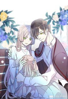 Anime Couples Hugging, Anime Couples Manga, Chica Anime Manga, Romantic Anime Couples, Anime Love Story, Anime Love Couple, Anime Girl Pink, Anime Art Girl, Anime Sisters