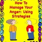 Included Please Find: Cover Page Suggestions For Use Clip Art Credit Page 14 Strategy Cards Questions For Discussion Page My Best Strategies Board. Tools For Teaching, Teaching Kids, Creative Teaching, Coping Skills, Social Skills, Social Work, Behavior Management, Classroom Management, Anger In Children