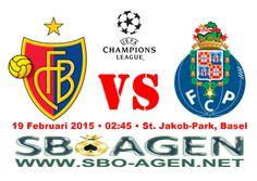 [ Prediksi ] Liga Champions 14/15 Babak 16 Leg 1: Basel vs FC Porto
