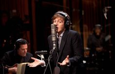 S. J. Paul McCartney♥♥  A love letter to Nancy: Paul McCartney has revealed the story behind his musical love letter to wife Nancy Shevell in upcoming rockumentary Live Kisses