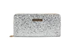 LET IT SPARKLE SILVER SEQUINNED WALLET >> http://www.donebynone.com/party-13.html