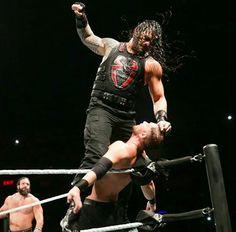 WWE Live descends on Pretoria, South Africa Curtis Axel, Wwe Live Events, Bray Wyatt, Survivor Series, Sasha Bank, Royal Rumble, Pretoria, Wwe Photos, Roman Reigns