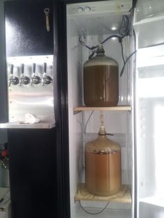 Side by Side Fridge Conversion - Home Brew Forums