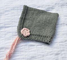This is adorable!    A Wee Newborn Fairy Bonnet Pattern via The Handmade Dress