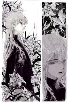ριитєяєѕт // вяєαииα мαяιє Kunst Inspo, Art Inspo, Art And Illustration, Fantasy Kunst, Fantasy Art, Pretty Art, Cute Art, Aesthetic Art, Aesthetic Anime
