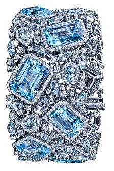 Robert Procop's Aquamarine Ring
