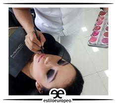 ¡Estilizada, moderna y con Estilo Europeo! Ven y llénate de belleza con los maquillajes más profesionales Visítanos: Cll 10 # 58-07 Sta Anita Citas: 3104444 #Peluquería #Estética #SPA #Cali #CaliCo