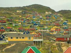 Qaqortoq Hillside