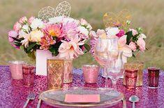 Romantic Geometric Wedding Inspiration | Green Wedding Shoes Wedding Blog | Wedding Trends for Stylish + Creative Brides