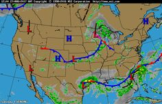 weather in united states » Full HD MAPS Locations - Another World ...