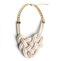 Lazy Sunday Necklace, $145, now featured on Fab.