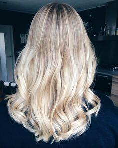 Blonde hair by Tanja Studulski.