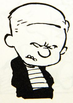 Calvin and Hobbes (DA) - Oh, my goodness, this face.