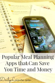 Popular Meal Planning Apps that Can Save You Time and Money - Daily Leisure