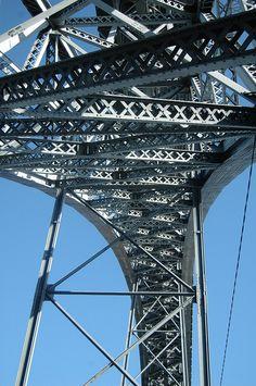 Ponte D. Luís www.webook.pt #webookporto #porto #pontes