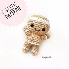 Amigurumi Kurabiye Adam çok sevimli, ücretsiz tarifi 10marifet.org'da. Siz de kolayca yapın diye. Hadi, amigurumi örgü oyuncak kurabiye adam örmeye.