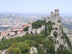 San Leo Italy