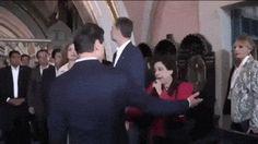Entre tensión y rumores sobre la pareja presidencial, esta foto viene a desmentirlos todos.