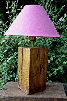 MAURICE | la lámpara ha puesto pie enorme roble | fútbol de sólido roble lámpara | Pantalla Parma | Cortina de lámpara de Parma