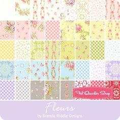 Dream-Fleurs Crème Makower 100/% coton quilting tissu fleurs Blenders