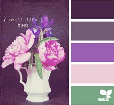 I could crawl into this color palette. For the library?