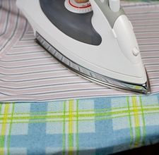Directions to Make an Oversized Ironing Board Top