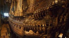 Vasa Museet, Stoccolma