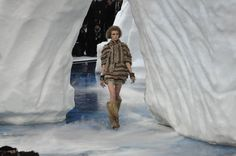 Chanel, Automne Hiver 2010-2011