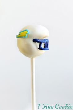 Gambling Cake Pop