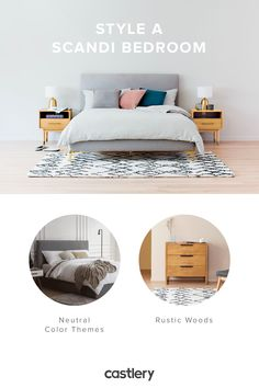 How to style a Scandi Bedroom How to style a Scandi Bedroom Castlery US castleryus Bedroom Ideas Decorating the bedroom in Scandinavian Style there are several nbsp hellip bedding rustic Shabby Chic Bedroom Furniture, Scandinavian Bedroom, Shabby Chic Bedrooms, Scandinavian Style, Scandi Style, Spanish Style Bathrooms, Spanish Style Decor, Bedroom Color Schemes, Bedroom Colors