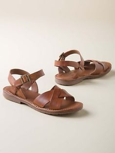 Women's leather Kork-Ease® Corine Sandals | Sahalie