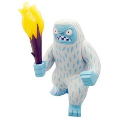"The Gama-Go Big Yeti Vinyl Figure is a limited edition vinyl figure from the creative mind of Tim Biskup. Standing at 10"" tall"